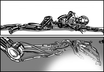 Jasper Yu's Characters / Creatures storyboard art
