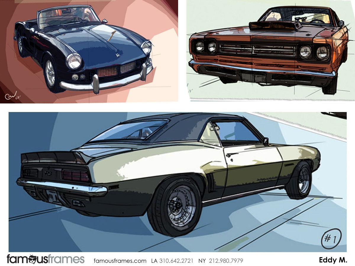 Eddy Mayer's Vehicles storyboard art (Image #156_24_1326319044)