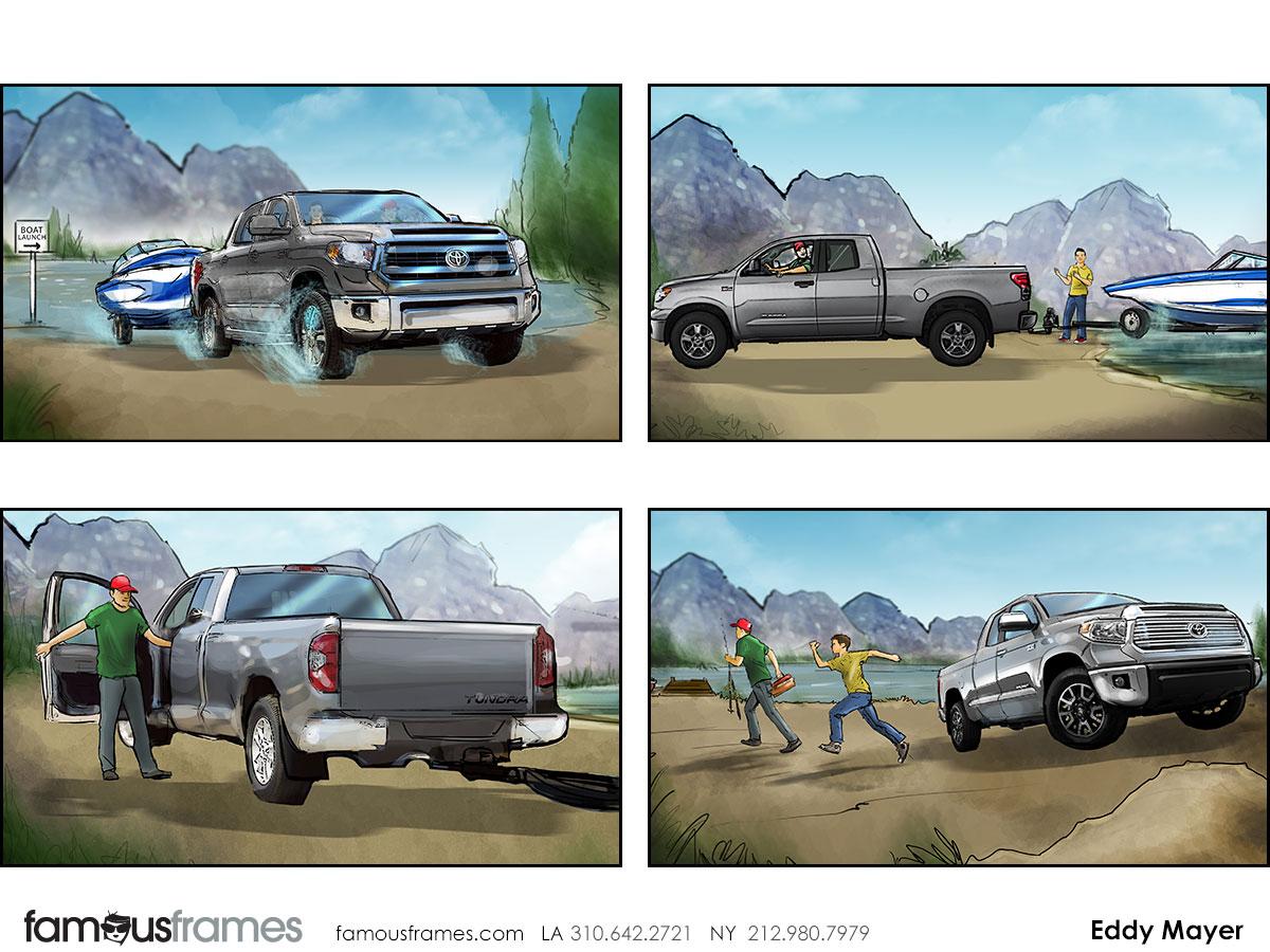 Eddy Mayer's Vehicles storyboard art (Image #156_24_1459367988)