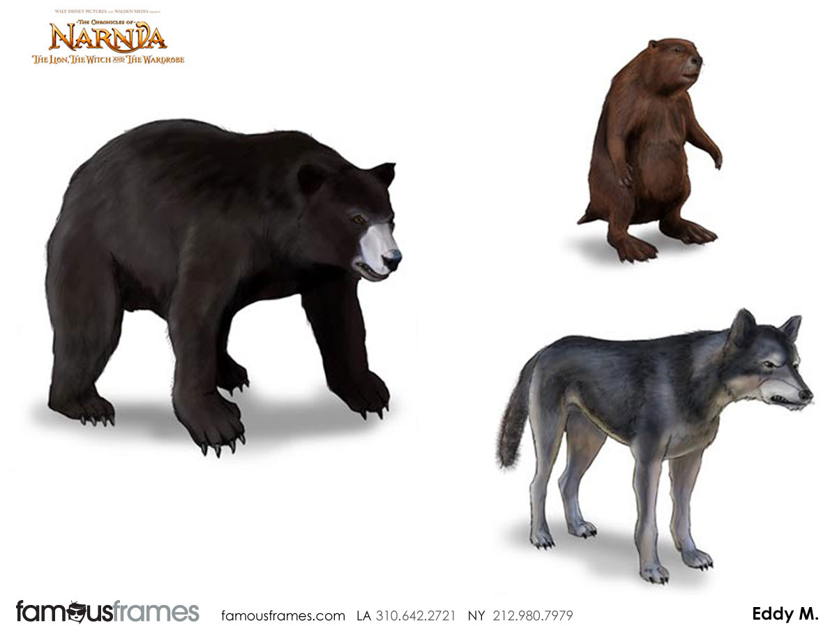 Eddy Mayer's Wildlife / Animals storyboard art (Image #156_6_1326317407)