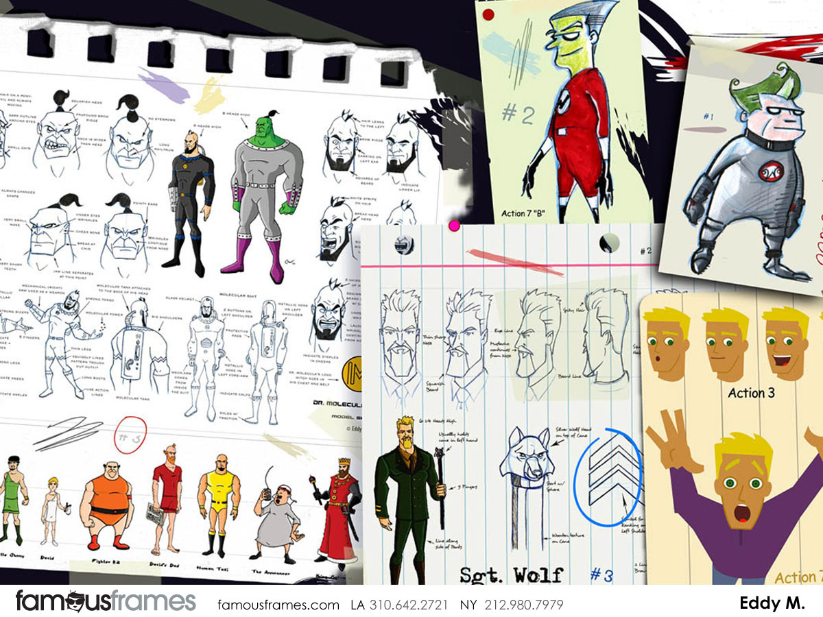 Eddy Mayer's Characters / Creatures storyboard art (Image #156_8_1326317789)