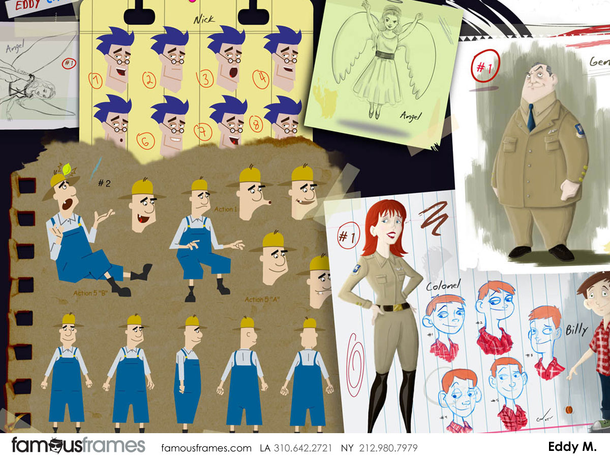 Eddy Mayer's Characters / Creatures storyboard art (Image #156_8_1326317803)