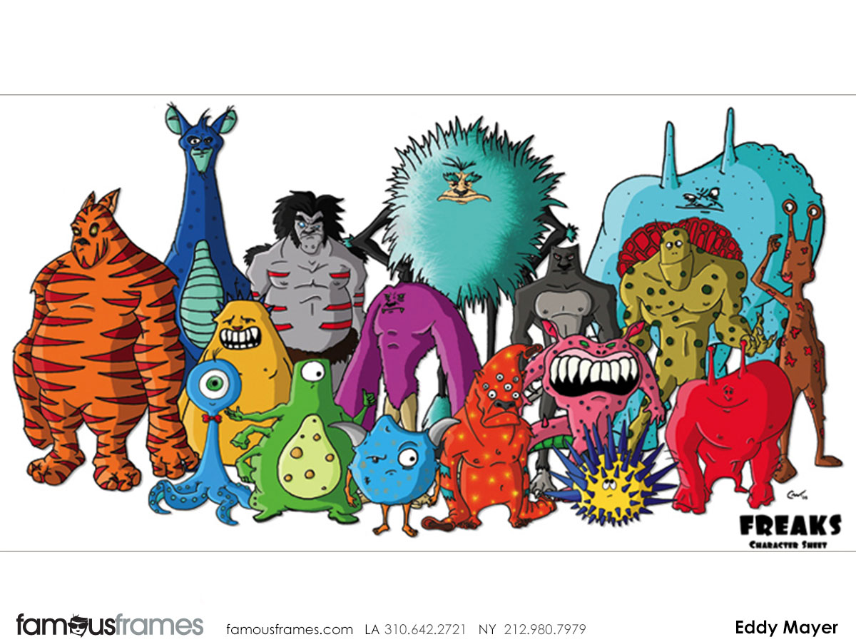 Eddy Mayer's Characters / Creatures storyboard art (Image #156_8_1463768775)