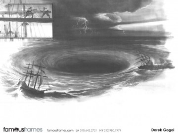 Darek Gogol*'s Conceptual Elements storyboard art