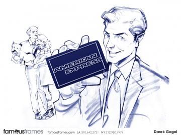 Darek Gogol*'s People - B&W Tone storyboard art