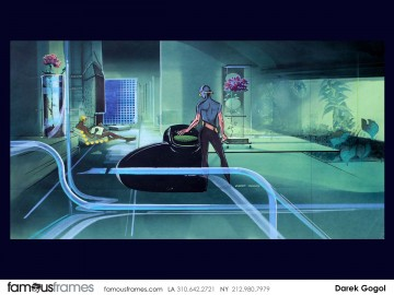 Darek Gogol*'s Environments storyboard art