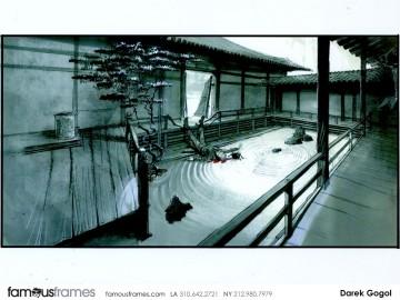 Darek Gogol*'s Environments storyboard art