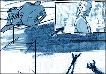 Darek Gogol*'s Film/TV storyboard art