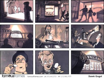 Darek Gogol*'s People - Color  storyboard art