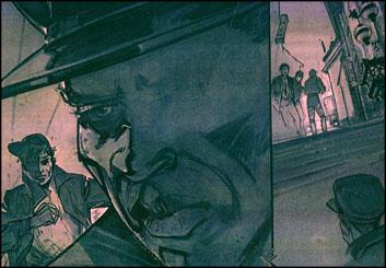 Darek Gogol*'s Characters / Creatures storyboard art