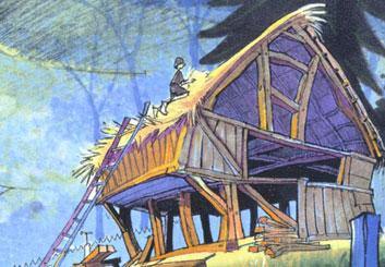 Darek Gogol*'s Conceptual Elements storyboard art
