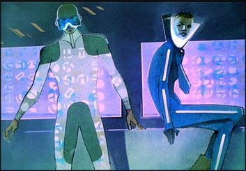 Darek Gogol*'s Sci-Fi storyboard art