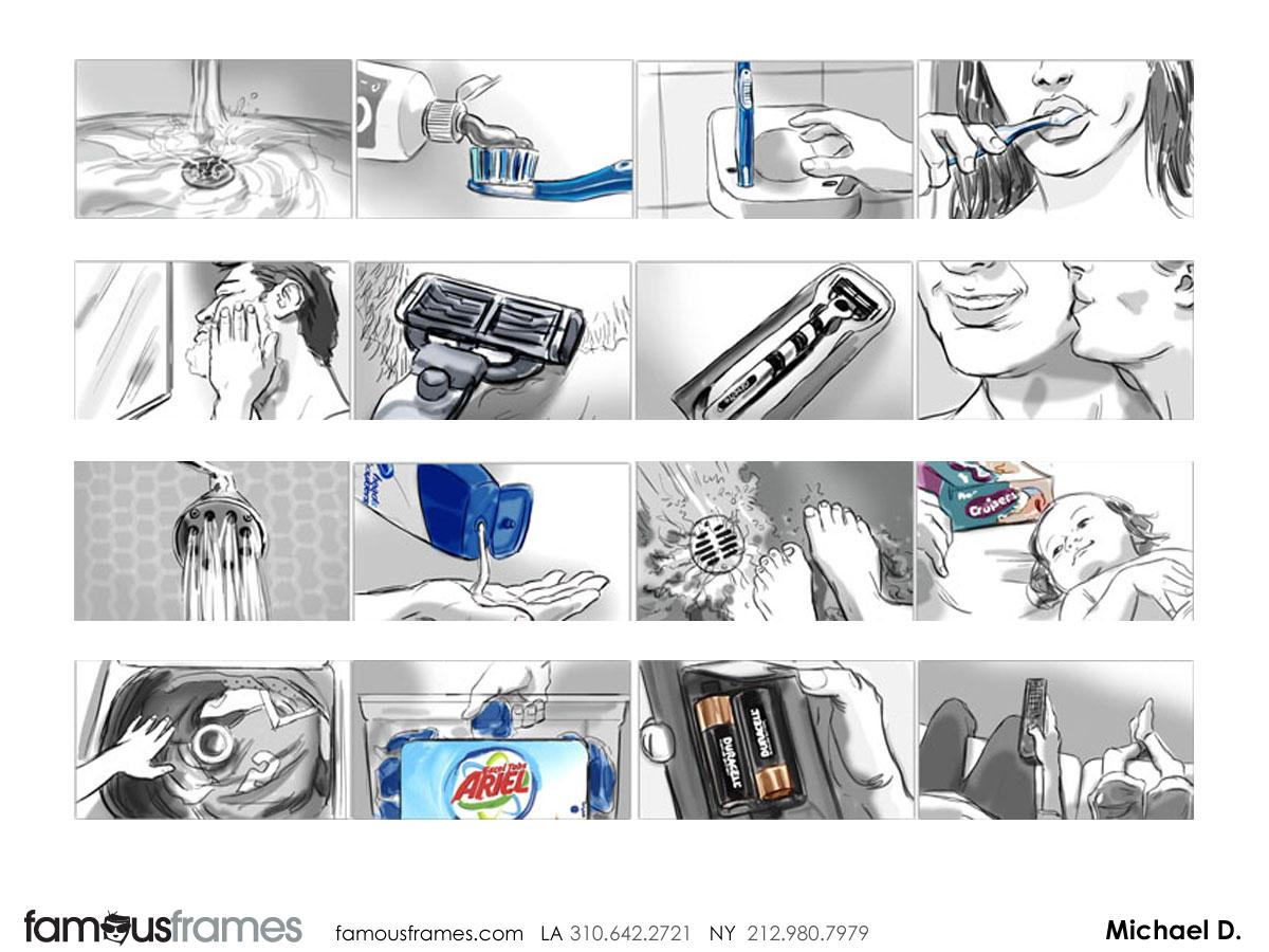 Michael DeWeese's People - B&W Tone storyboard art (Image #172_113_1384995605)