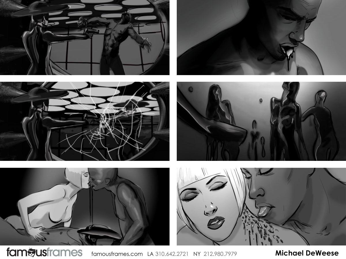 Michael DeWeese's Music Video storyboard art (Image #172_18_1435689030)