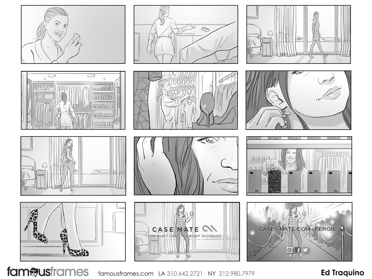 Ed Traquino's People - B&W Tone storyboard art (Image #177_113_1385059074)