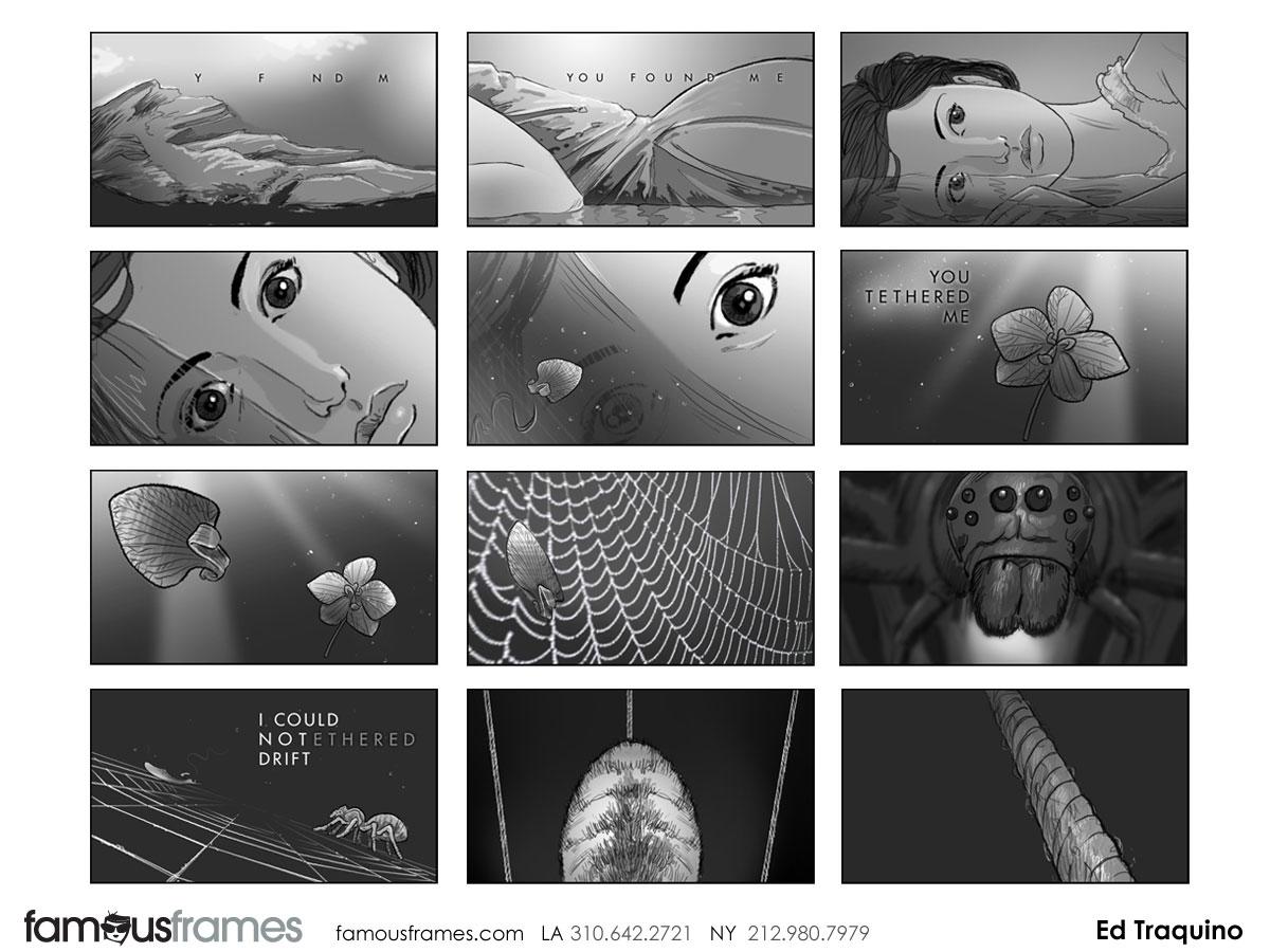 Ed Traquino's People - B&W Tone storyboard art (Image #177_113_1385059272)