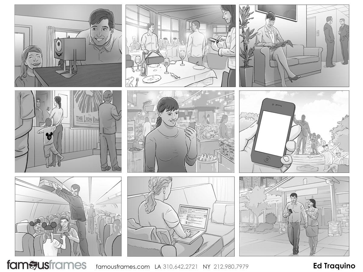 Ed Traquino's People - B&W Tone storyboard art (Image #177_113_1385059291)