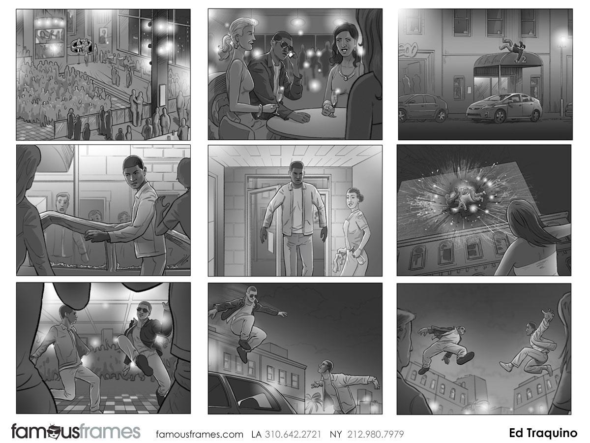 Ed Traquino's People - B&W Tone storyboard art (Image #177_113_1385059312)