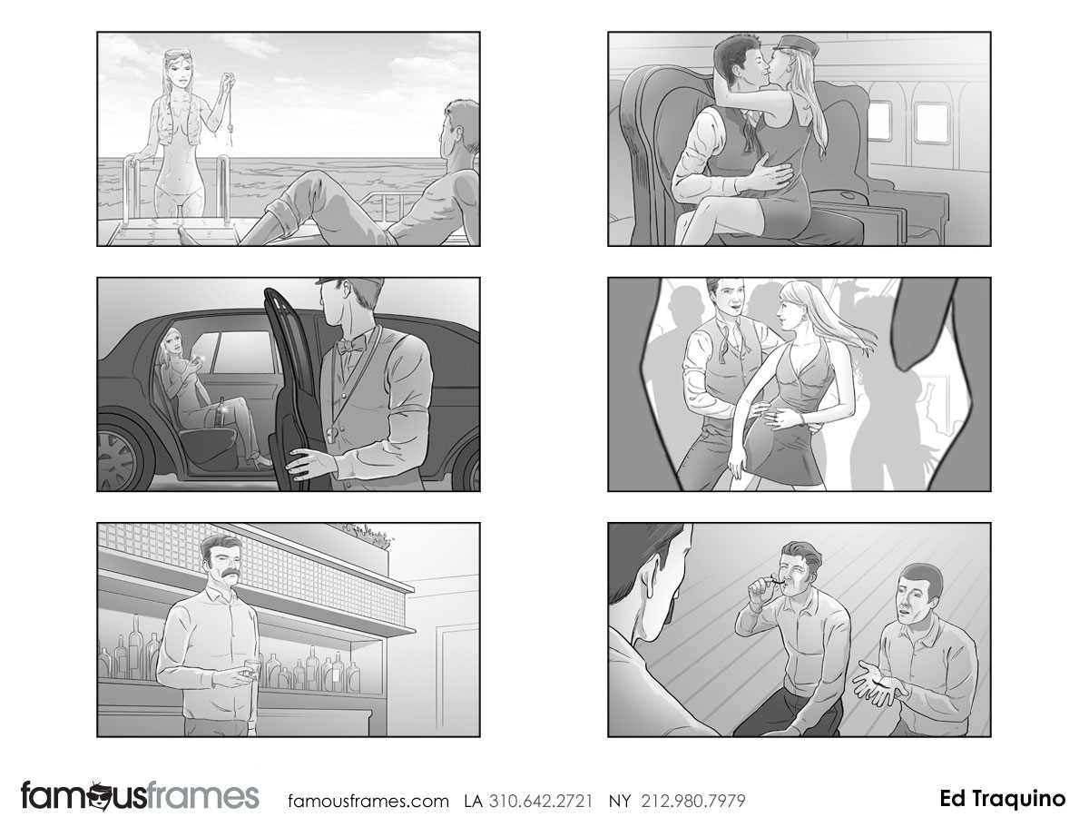 Ed Traquino's People - B&W Tone storyboard art (Image #177_113_1396892578)