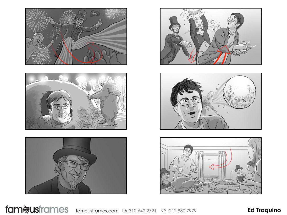 Ed Traquino's People - B&W Tone storyboard art (Image #177_113_1396892589)