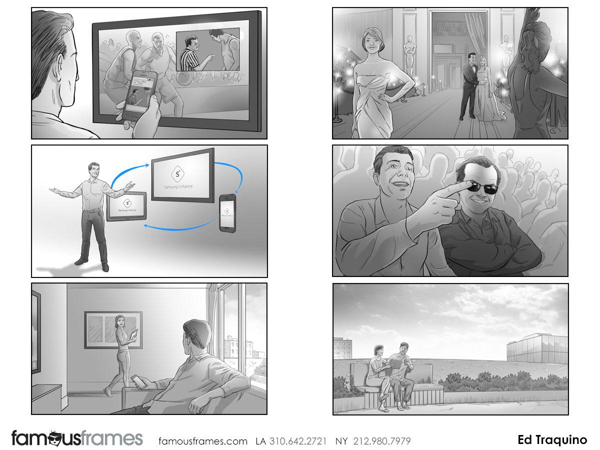 Ed Traquino's People - B&W Tone storyboard art (Image #177_113_1413406152)