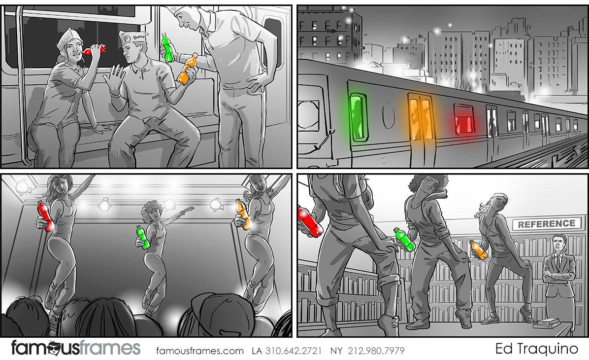 Ed Traquino's People - B&W Tone storyboard art (Image #177_113_1479252285)