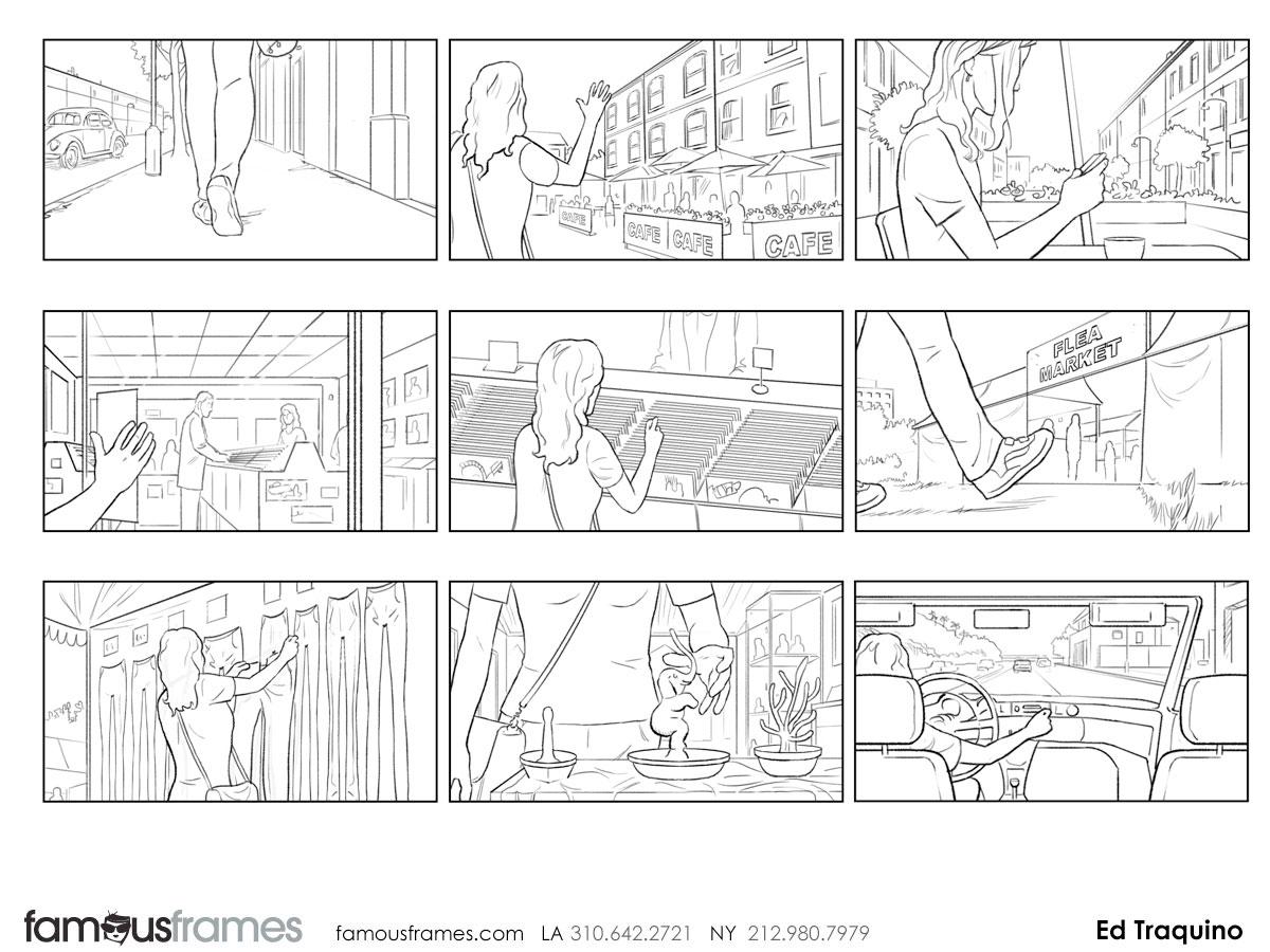 Ed Traquino's People - B&W Line storyboard art (Image #177_114_1398193137)