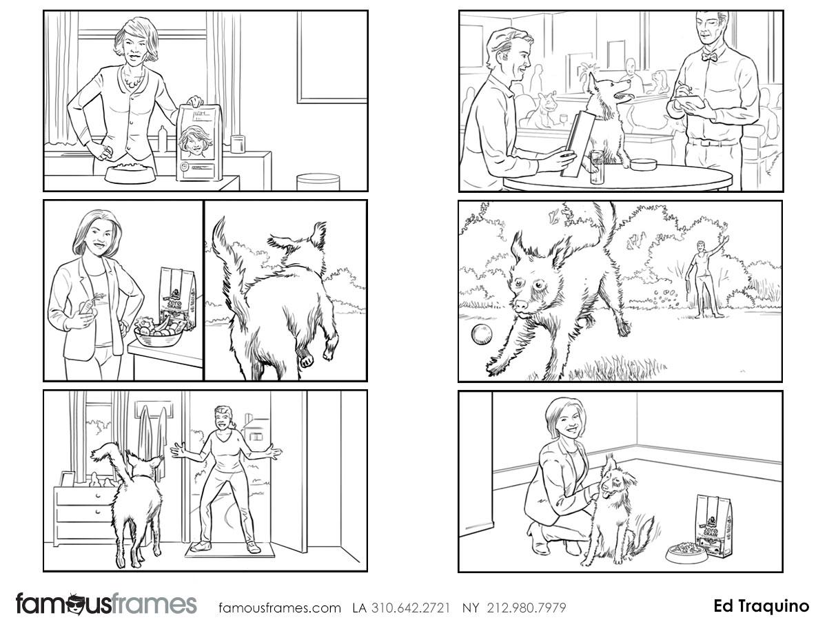 Ed Traquino's People - B&W Line storyboard art (Image #177_114_1413401049)