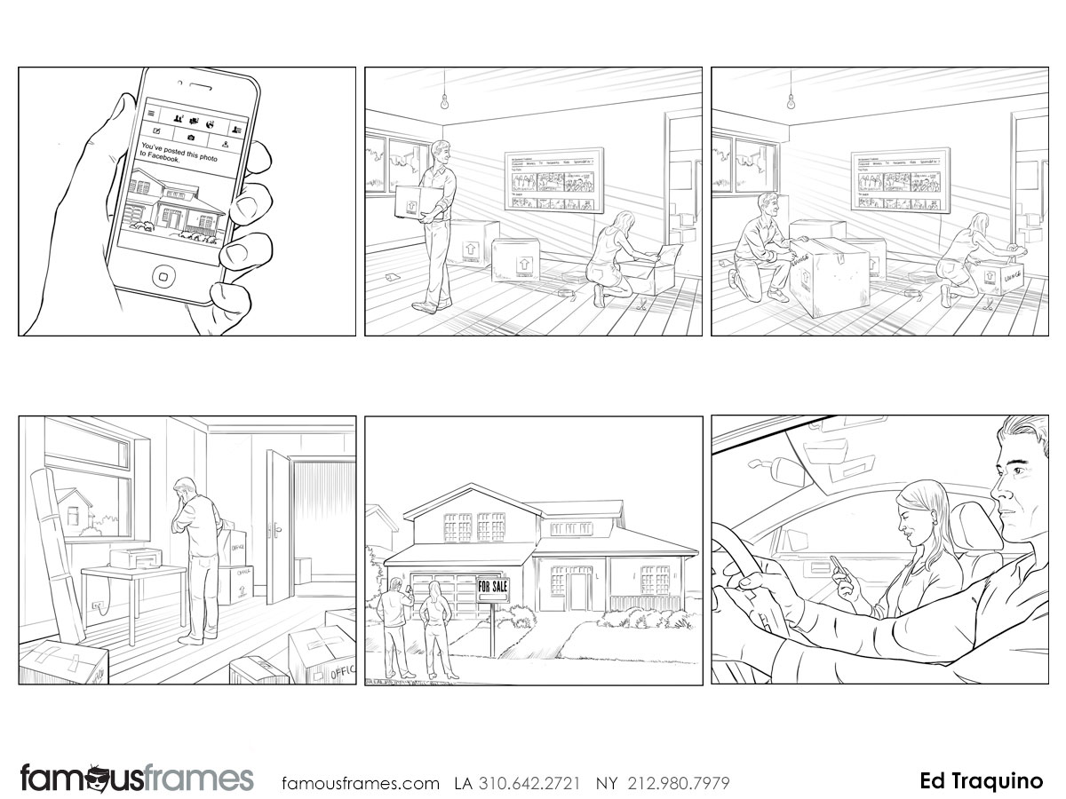 Ed Traquino's People - B&W Line storyboard art (Image #177_114_1413406139)