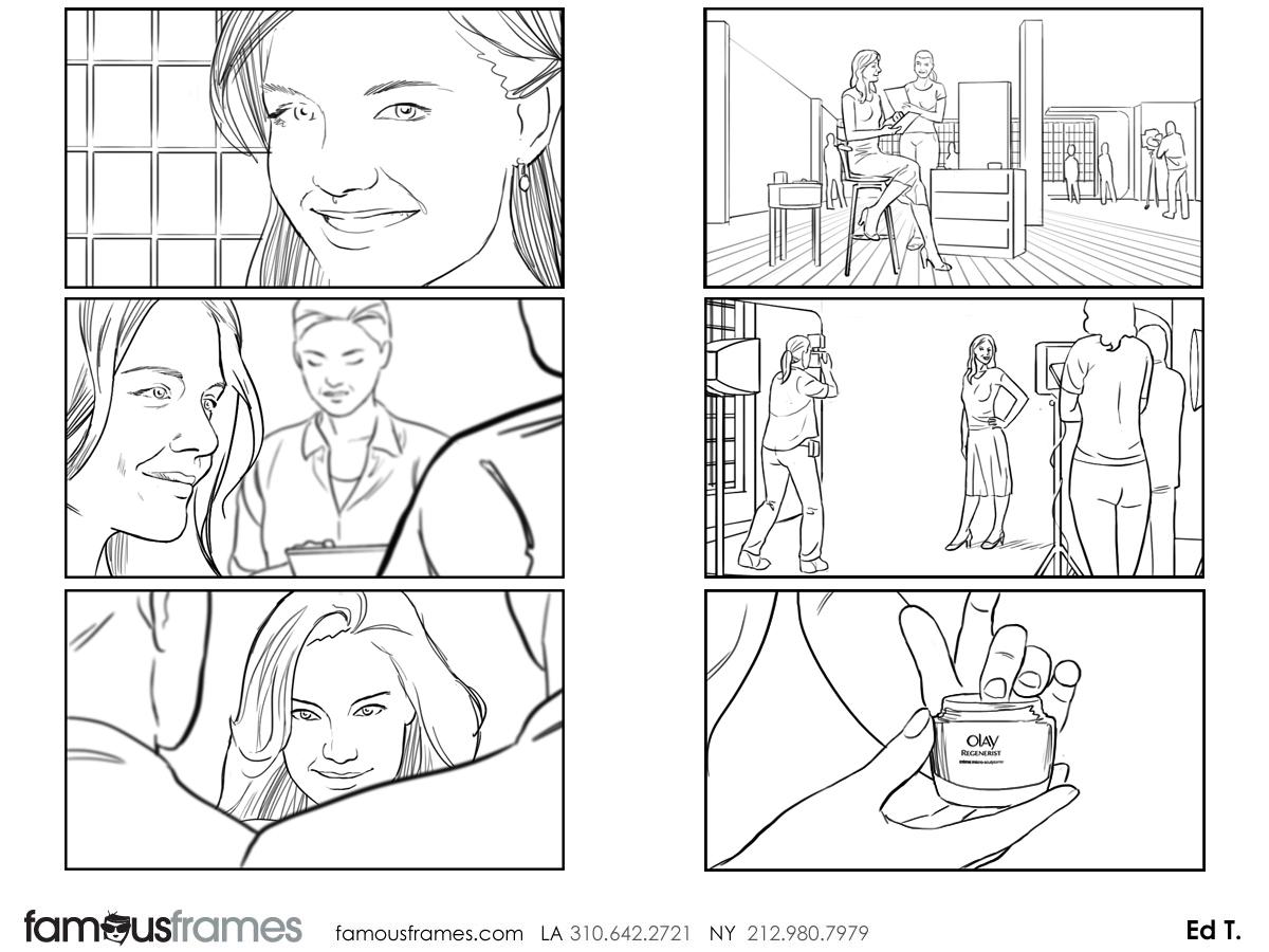 Ed Traquino's People - B&W Line storyboard art (Image #177_114_1414110230)