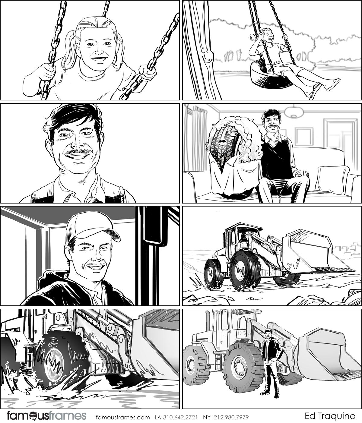 Ed Traquino's People - B&W Line storyboard art (Image #177_114_1565398478)