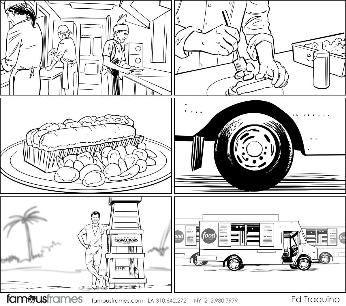 Ed Traquino's People - B&W Line storyboard art (Image #177_114_1575936641)