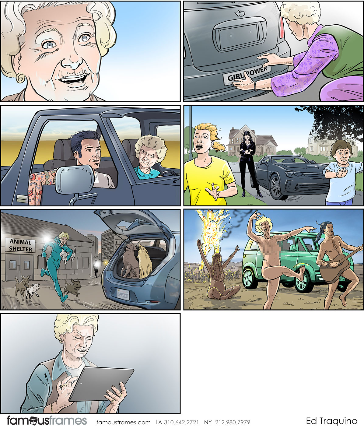 Ed Traquino's People - Color  storyboard art (Image #177_19_1479251181)
