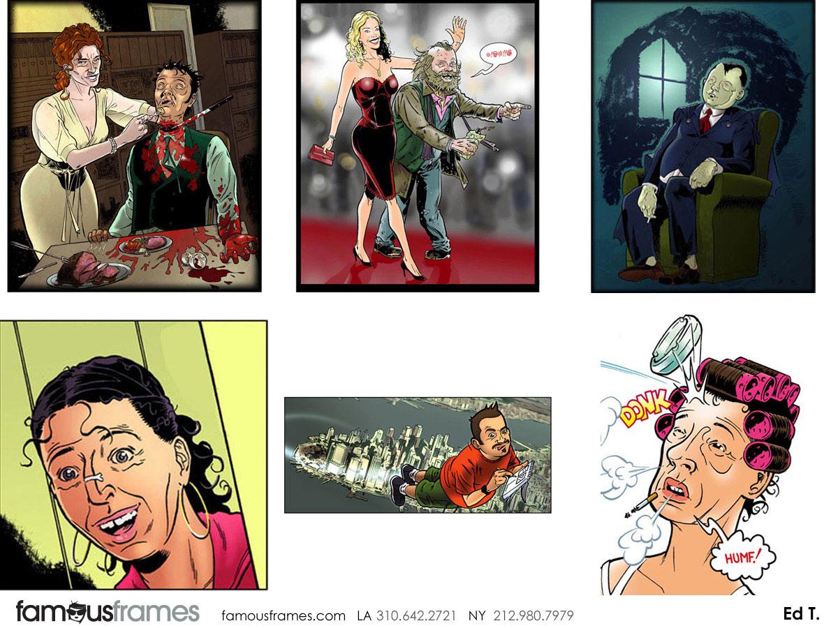 Ed Traquino's Characters / Creatures storyboard art (Image #177_8_1326308885)