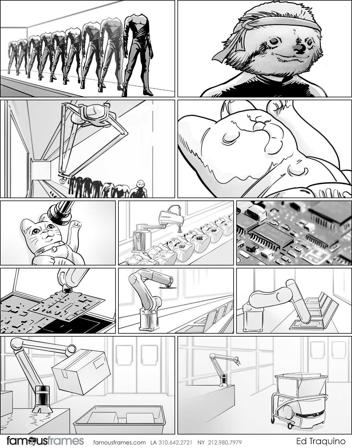 Ed Traquino's Characters / Creatures storyboard art (Image #177_8_1575933662)