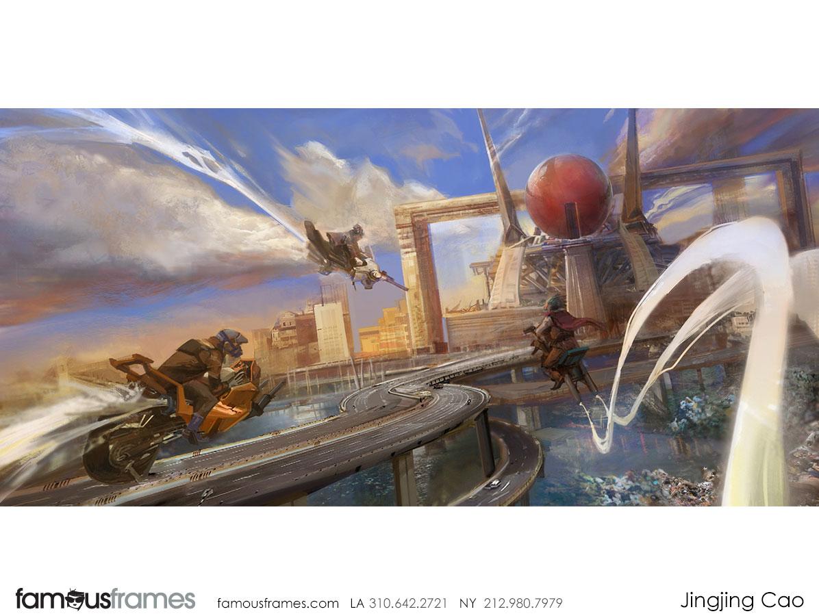 Jingjing Cao's Concept Environments storyboard art (Image #19827_101_1551987555)
