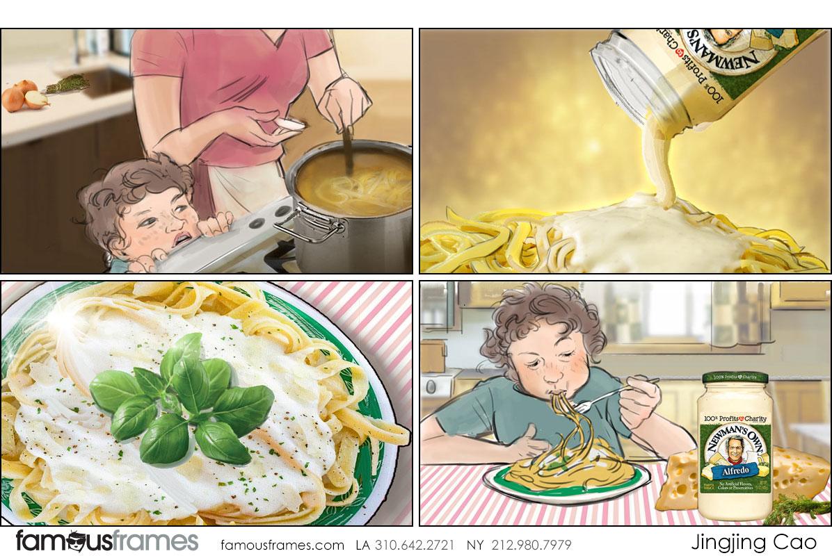 Jingjing Cao's Food storyboard art (Image #19827_19_1551987067)