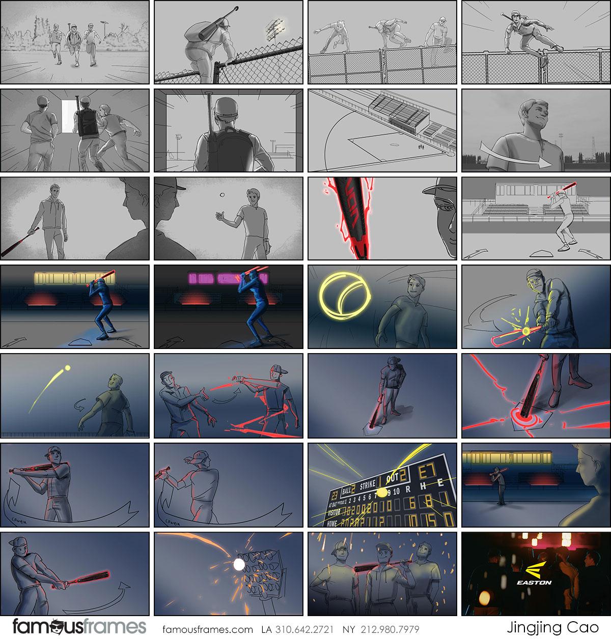 Jingjing Cao's Shootingboards storyboard art (Image #19827_22_1558052674)