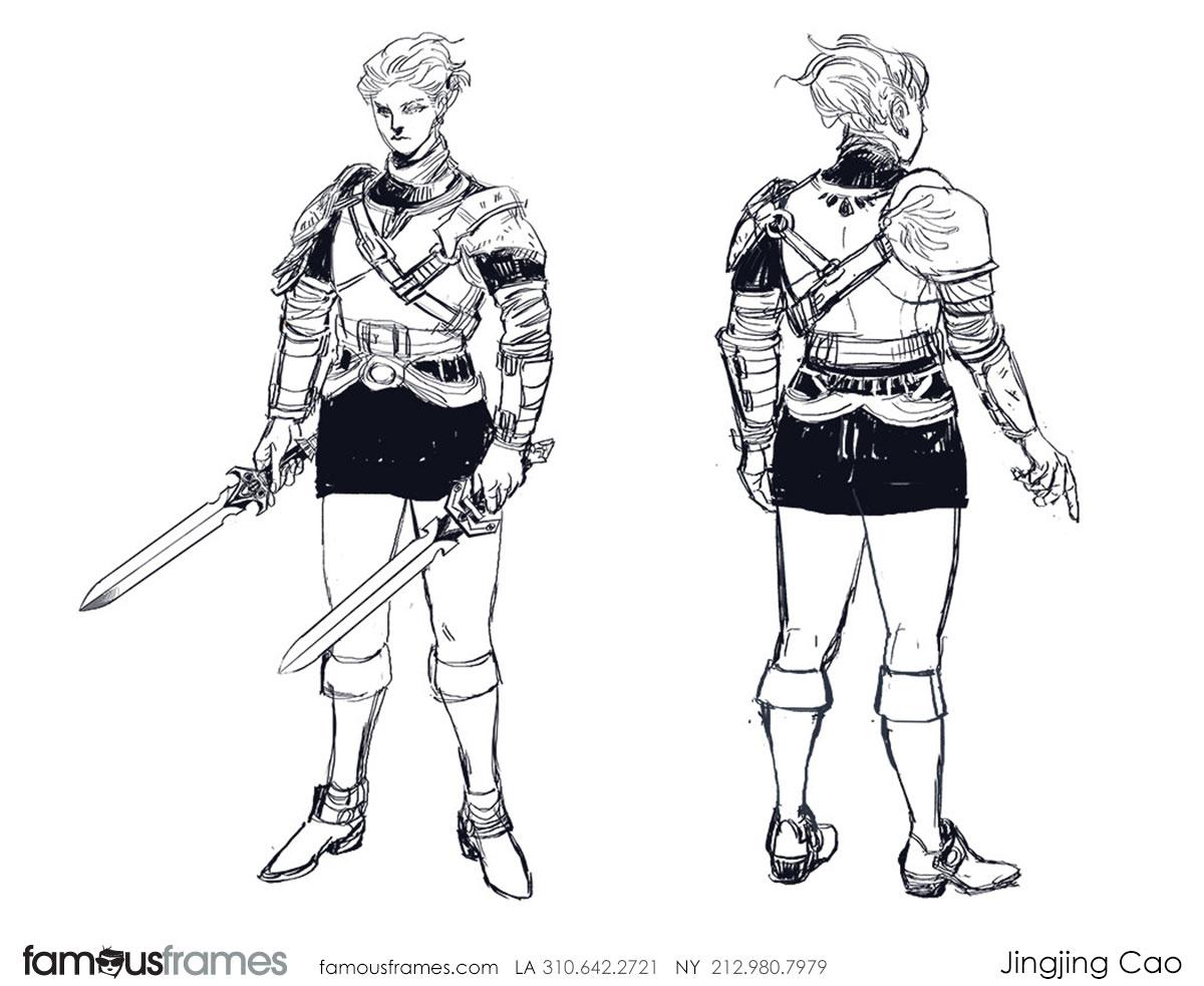 Jingjing Cao's Characters / Creatures storyboard art (Image #19827_8_1572470622)