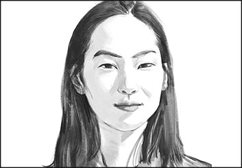 Jingjing Cao's Illustration storyboard art