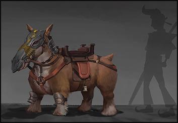 Jingjing Cao's Wildlife / Animals storyboard art