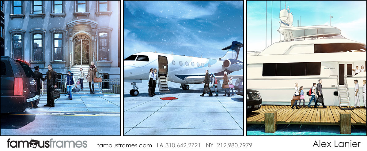 Alex Lanier's People - Color  storyboard art (Image #205_19_1565121458)