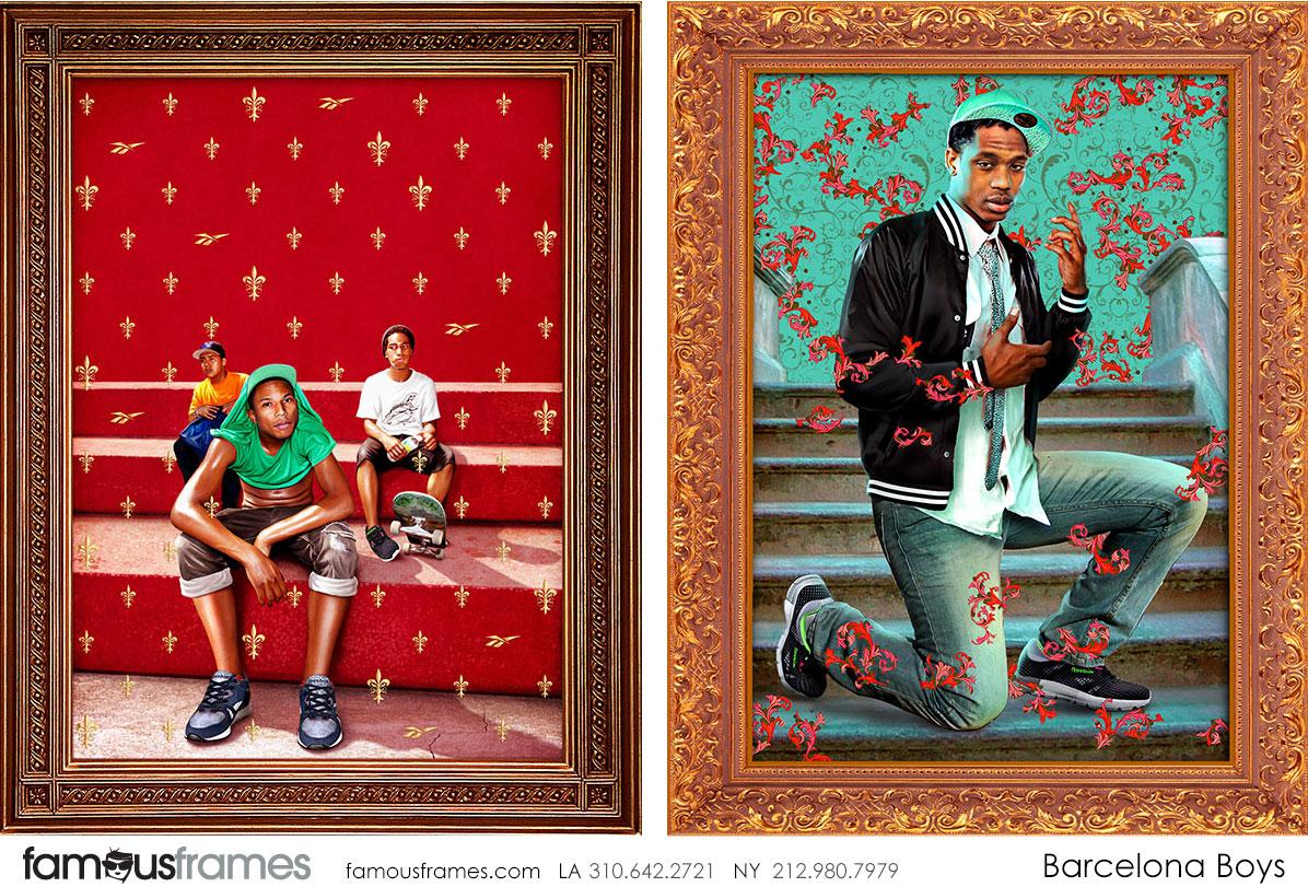 Barcelona Boys's People - Color  storyboard art (Image #20_19_1495575124)