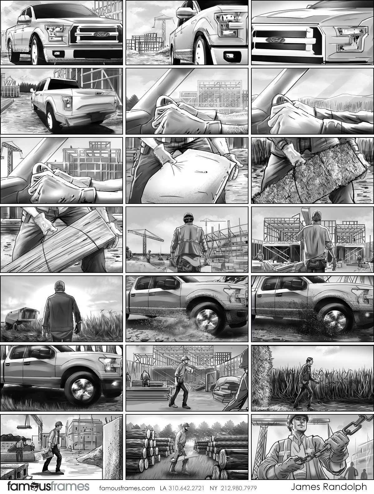 James Randolph*'s Vehicles storyboard art (Image #21233_113_1560985517)