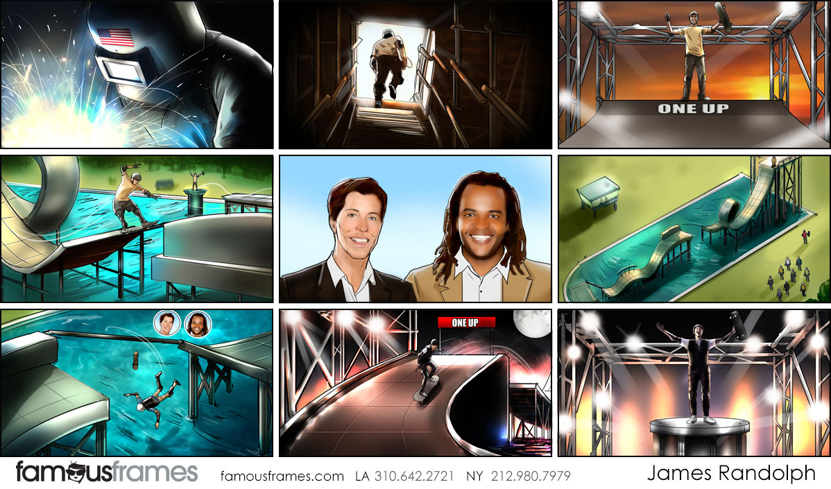 James Randolph*'s Sports storyboard art (Image #21233_23_1562112182)