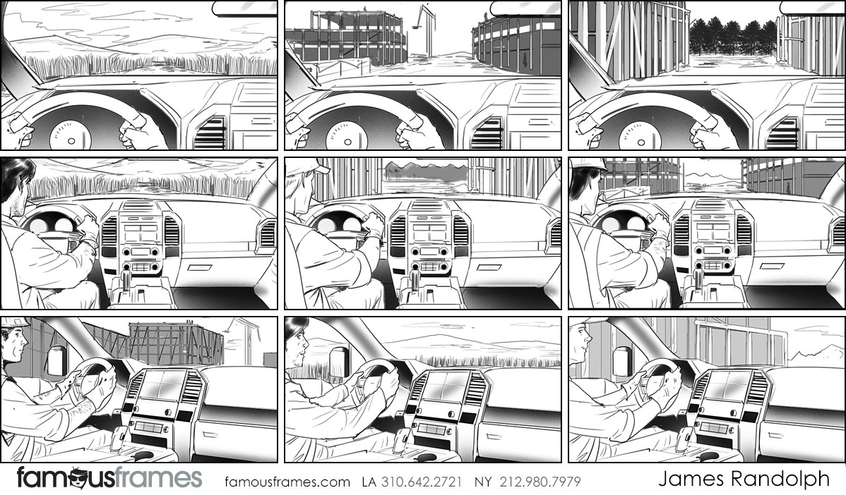 James Randolph*'s People - B&W Line storyboard art (Image #21233_24_1560985869)
