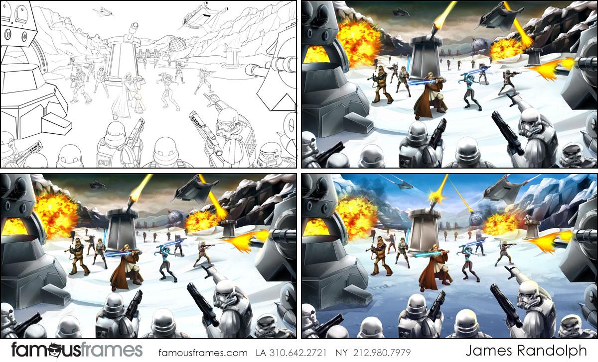 James Randolph*'s Characters / Creatures storyboard art (Image #21233_4_1562102739)