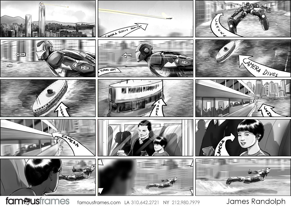 James Randolph*'s Characters / Creatures storyboard art (Image #21233_8_1561416951)