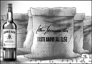James Randolph*'s Products storyboard art