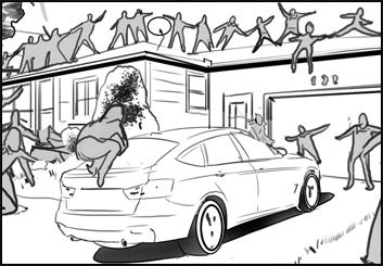 James Randolph*'s Shootingboards storyboard art